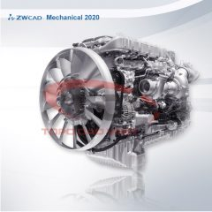 ZWCad 2020 Mechanical